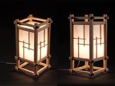 Japanese Lamp Planning - General Woodworking Talk - Wood Talk Online
