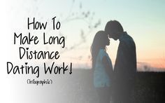 Long Distance dating advice, ideas, gifts for making love last miles apart from each other!