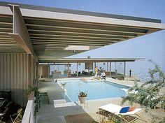 Case Study House #22 - Pierre Koenig, 1960