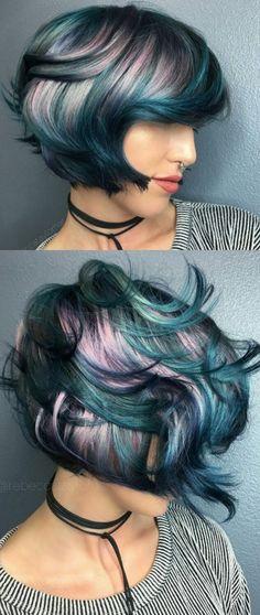 Oil Slick Hair 2411 – Tuku OKE