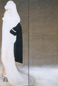 鏑木清方 Kaburagi Kiyokata (1878-1972)