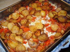 Chefkoch.de Rezept: Bratkartoffeln aus Morbio
