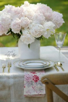 """tinamotta:  """" Posted : tinamotta.tumblr.com  Fonte : www.pinterest.com , 1000+ ideas about Country Table Settings  """""""