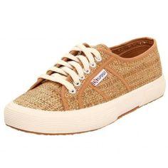 Superga 2750 Rafia Women's Classic Sneaker  Price : $80.00 http://www.sneakersseekers.com/Superga-Rafia-Womens-Classic-Sneaker/dp/B00D6TBC4U