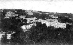Napoli antica - Arenella, Via Conte della Cerra