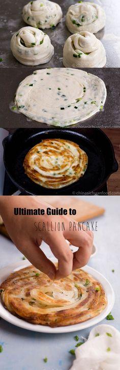 Ultimate guide to scallion pancake