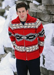 Ravelry: Duncan pattern by Todd Gocken Great designer very helpful on his forum on Ravelry. Helped me out when I was stuck. The Dude Cardigan, Sweater Jacket, Knit Cardigan, Men Sweater, Vest, Mens Knit Sweater Pattern, Sweater Knitting Patterns, Sweater Design, Cowichan Sweater