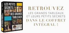 [SÉRIE] : Les petits secrets des grands tableaux (Frais de port gratuits jusqu'au 31/12/2015) @LPVolants @reseau_canope @GrandPalaisRmn @LeCNC
