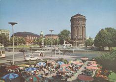 1960, Bildquelle: Stadtarchiv Mannheim Institut für Stadtgeschichte www.stadtarchiv.mannheim.de