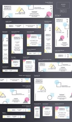 A new series of products for effective presentation and promotion of your brand or business. Enjoy a huge collection of products – headers, covers, posts, letterheads, envelopes, folders, notebooks, banners, posters, flyers, business cards, totally 74 gre…