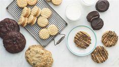Big Winooski cookies