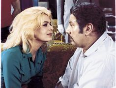 """Melina Mercouri and Peter Ustinov in """"Topkapi"""" Peter Ustinov - Best Supporting Actor Oscar 1964 Irene Papas, Norman Wisdom, Terry Thomas, Peter Ustinov, Best Actress Oscar, Best Supporting Actor, Small Moments, Famous Faces, Role Models"""