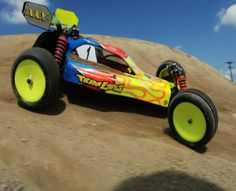 Losi XXX 10th Scale buggy