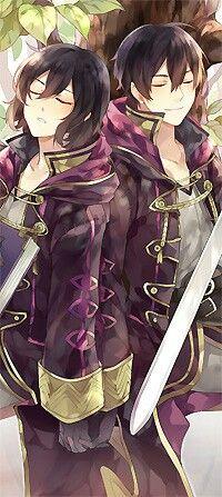 Fire Emblem: Awakening - Morgan