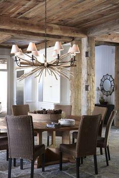 driftwood chandelier design