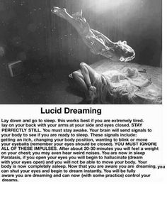 JUST PINNED THIS TO SAY - according to Wkipedia, this is a BAD THING. It is associated with certain disorders. When in sleep paralysis, you cannot move and have frightening visions (e.g. an intruder in the room). DON'T DO IT