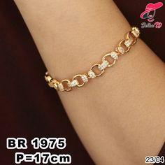 Pin BBM : D5B0B9AB WA/SMS/Telp : 081546577219 bahan dasar tembaga (bukan besi). dilapisi RODHIUM yang biasanya digunakan untuk melapisi emas di toko-toko emas 18k.Permata Zircon, Bisa di sepuh ulang dan anti alergi. Gold Jewelry Simple, Gold Rings Jewelry, Stylish Jewelry, Modern Jewelry, Jewelry Bracelets, Gold Bracelet For Women, Gold Bangle Bracelet, Diamond Bangle, Gold Braces