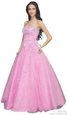 New Stock Quinceanera Dress Formal Evening Princess Dress Prom Party Ball Gown