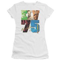 Elvis Presley: Birthday 2010 Junior T-Shirt