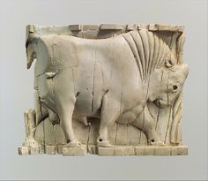 Period: Neo-Assyrian Date: ca. 9th–8th century B.C. Geography: Mesopotamia, Nimrud (ancient Kalhu) Culture: Assyrian Medium: Ivory