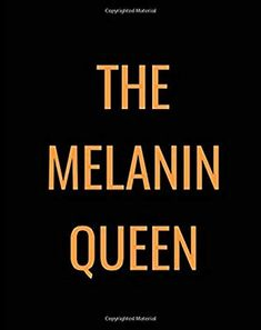 The Melanin Queen: Composition Notebook College Ruled (Notebooks) Cute Notebooks, Melanin Queen, Thing 1, Composition, College, Amazon, School, University, Amazons