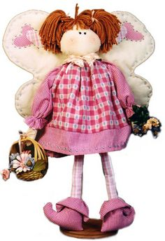 Craft lindo: Sofía Rag Doll
