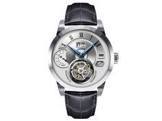 Memorigin Grand Serie Silver Tourbillon Watch – Memorigin Watches available on www.d-finition.com use promo code Summer to get $300 OFF