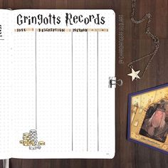 17 Harry Potter Bullet Journal Spreads That Are Magical. If you're looking for inspiration for your own Harry Potter Bujo … Bullet Journal Inspo, Doodle Bullet Journal, Bullet Journal Journaling, Bullet Journal Spreads, Bullet Journal Cover Page, Bullet Journal Tracker, Bullet Journal Themes, Bullet Journal Layout, Bullet Journal Homework