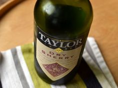 Why I Always Have a Bottle of Sherry in My Kitchen