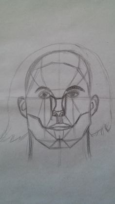 Week 4 - Drawing a Planar Portrait
