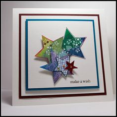 Eileen's Crafty Zone: Rochester December 2016 - Workshop Samples Two and Three