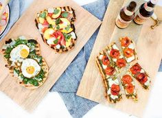 Easy Grilling Recipes | Best Grilled Homemade Pizza Recipes | DIY Projects & Crafts by DIY JOY at http://diyjoy.com/grilling-recipes-diy-bbq-ideas