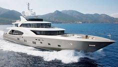 La Pellegrina from French shipyard Couach is one of 2013's Best of the Best!