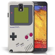 STUFF4 Phone Case / Cover for Samsung Galaxy Note 3 / Nintendo Game Boy Design / Games Console Collection Stuff4 http://www.amazon.co.uk/dp/B00O6EXQ0W/ref=cm_sw_r_pi_dp_hQz0vb0RNRTN4