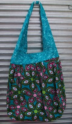 Adorable Paisley Corduroy Everyday Bag with Single Shoulder Strap, magnetic clasp and inside pocket. $40.00, via Etsy.