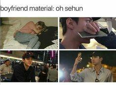 ahhh yess feed me da boyfriend vibes Baekhyun, Exo Ot12, Chanbaek, Kpop Exo, Exo K, K Pop, Exo For Life, Exo Facts, Kim Minseok