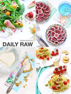 nature insider -- vegan and raw recipes