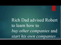 What Robert Kiyosaki Taught me in his LIVE EVENT - PART 1