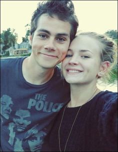 dylan o'brien and britt robertson - Google Search