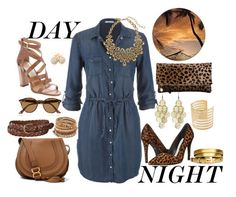 """""""Day to Night"""" by bee4735 on Polyvore"""