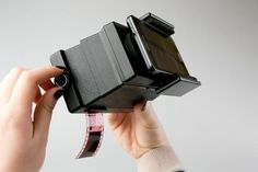 Scan film on your smartphone $50