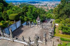 Fotos en el Santuario do Bom Jesus do Monte en Braga | Turismo en Portugal