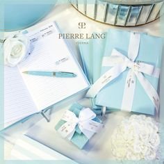 PIERRE LANG Gift Wrapping, Gifts, Stone, Jewels, Fashion Jewelry, Nice Asses, Gift Wrapping Paper, Presents, Gifs