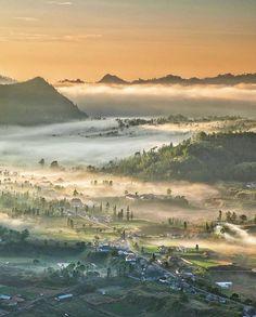 Desa Pinggan, Kintamani, Bali