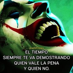 Joker Frases, Joker Quotes, Skull Pictures, Batman Wallpaper, Warrior Quotes, Spanish Quotes, Harley Quin, Sad, Memes