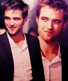 Rob Pattinson aka Edward Cullen