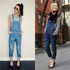 How to Wear Overalls and Not Look or Feel Ridiculous