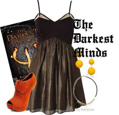 """The Darkest Minds by Alexandra Bracken Find it here """"He's so busy looking inside people to find the good that he misses the knife they..."""