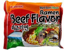 SAMYANG Beef Flavor Ramen