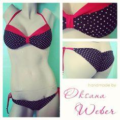 Sexy pin up bikini